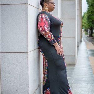 Dresses & Skirts - 3/4 Sleeve Plus Size Dress  <MAKE AN OFFER>